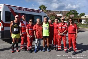 Prima Tappa Vulcano - Giro Podistico delle Isole Eolie 2017 - 21