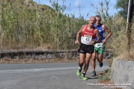 Prima Tappa Vulcano - Giro Podistico delle Isole Eolie 2017 - 220