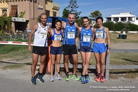 Prima Tappa Vulcano - Giro Podistico delle Isole Eolie 2017 - 38