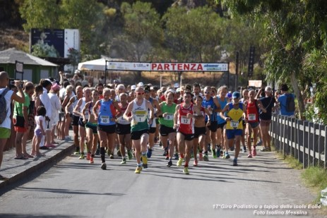 Prima Tappa Vulcano - Giro Podistico delle Isole Eolie 2017 - 52