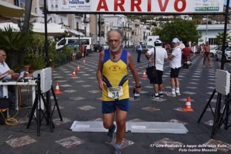 Seconda Tappa Lipari - 17° Giro Podistico delle Isole Eolie - 155