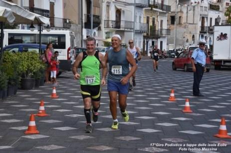 Seconda Tappa Lipari - 17° Giro Podistico delle Isole Eolie - 163