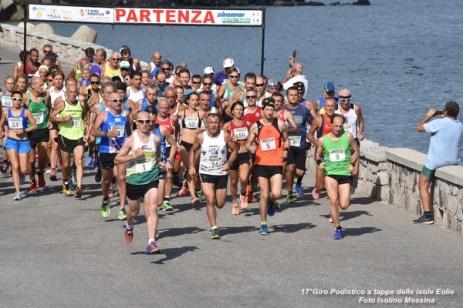 Seconda Tappa Lipari - 17° Giro Podistico delle Isole Eolie - 20