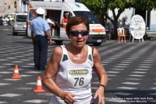 Seconda Tappa Lipari - 17° Giro Podistico delle Isole Eolie - 217