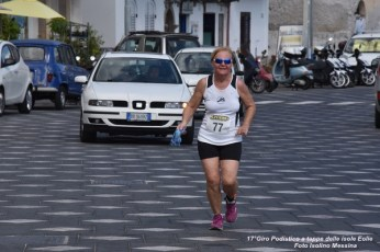 Seconda Tappa Lipari - 17° Giro Podistico delle Isole Eolie - 220