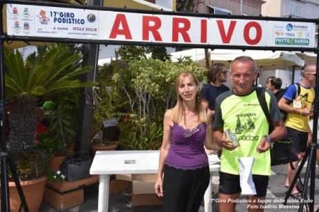 Seconda Tappa Lipari - 17° Giro Podistico delle Isole Eolie - 243