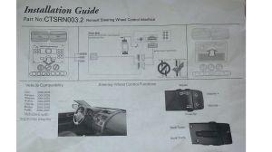 Eonon D5175 Installation Pictures from our Fan  Eonon