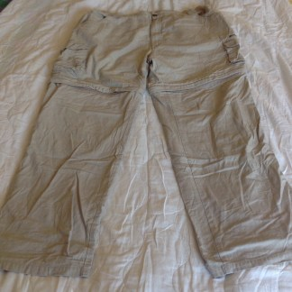 pre owned men cargo pants