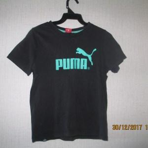 Puma tee shirt for boys