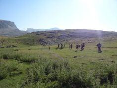 Πορεία προς την κορυφή - Γκαμήλα