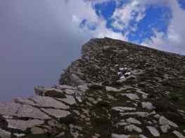 Κορυφή Κεντριάς Ερυμάνθου