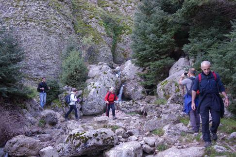 Παλαιότερη ανάβαση στον Κεντριά
