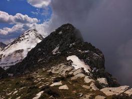 Θέα από την κορυφή Κεντριάς Ερυμάνθου