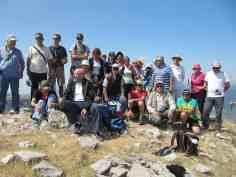 Η ομάδα στην κορυφή_Ορεινή Ναυπακτία