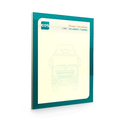 Road Haulage Dyslexia CPC Student Notes