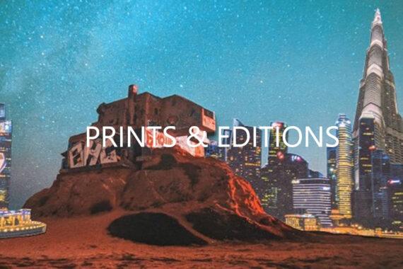 Prints & Editions