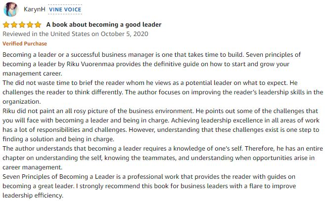 Best leadership books 2020 - a book about becoming a good leader