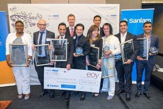 2015 EOY Breakfast Awards: 2015 winners