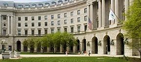 photo of EPA's HQ building