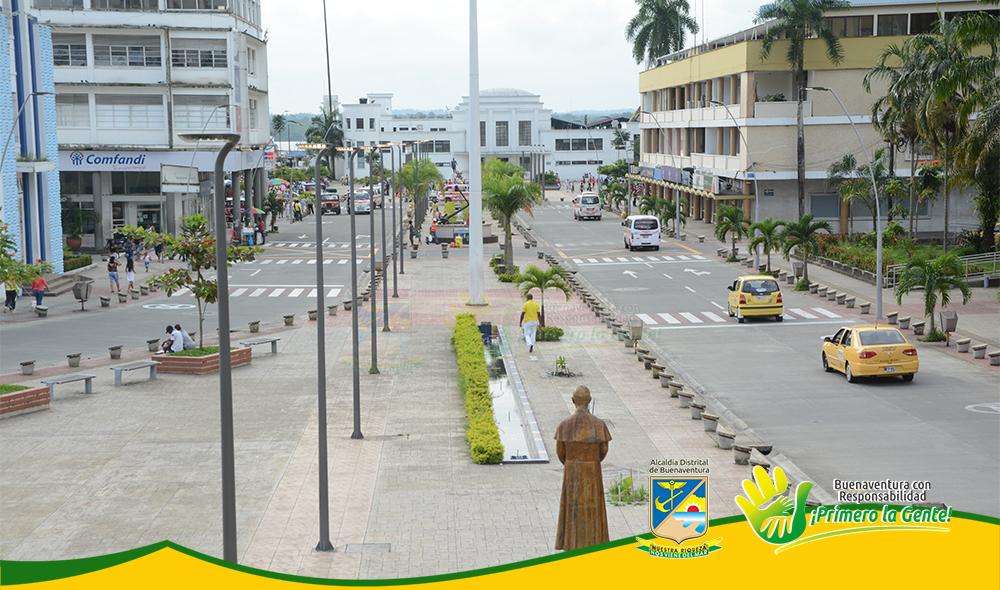 Mantenimiento del Boulevard corresponde a la DTA (1)