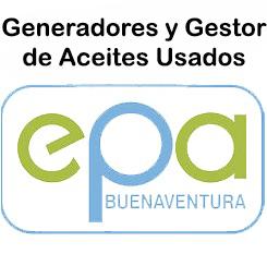 FORMATOS PARA REGISTRO GENERADORES Y GESTORES DE ACEITES USADOS