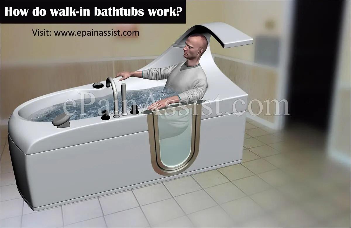 Walk In Bathtubs For SeniorsAdvantagesDisadvantages