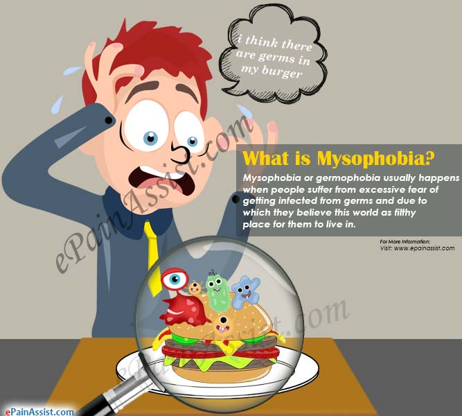 What Is Mysophobia Or Germophobia Amp How Is It Treated