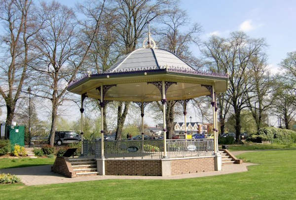 Image result for bandstand windsor