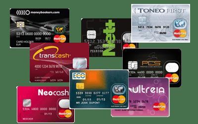 offre carte bancaire prepayee