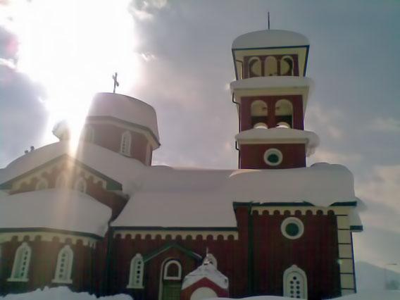 Мојковачка парохија се бори са временском стихијом
