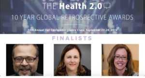 Health2con patient finalists (click to read nominee profiles)