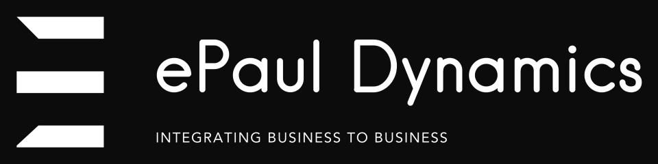 ePaul logo white