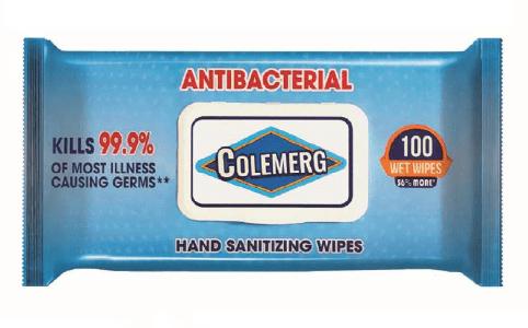 FDA APPROVED - ANTIBACTERIAL WET Wipes