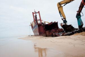 enlevement epave bateau gratuit