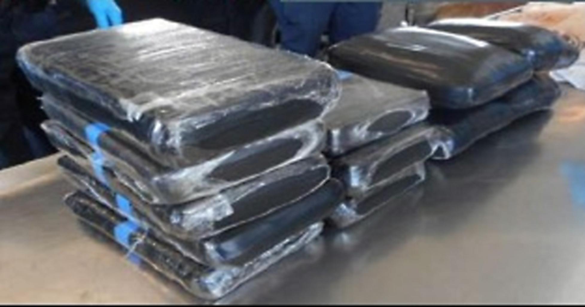 Eagle Pass CBP Officers Seize Cocaine, Meth At Port