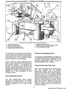 New Holland Ford 5640 6640 7740 8240 8340 Tractors PDF Manuals