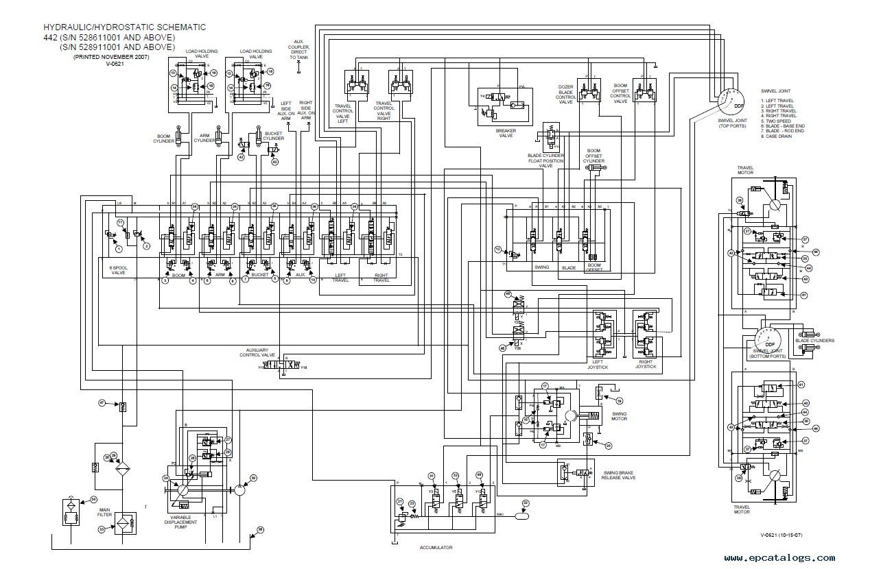 Bobcat 331 Wiring Diagram Wiring Wiring Diagram Images