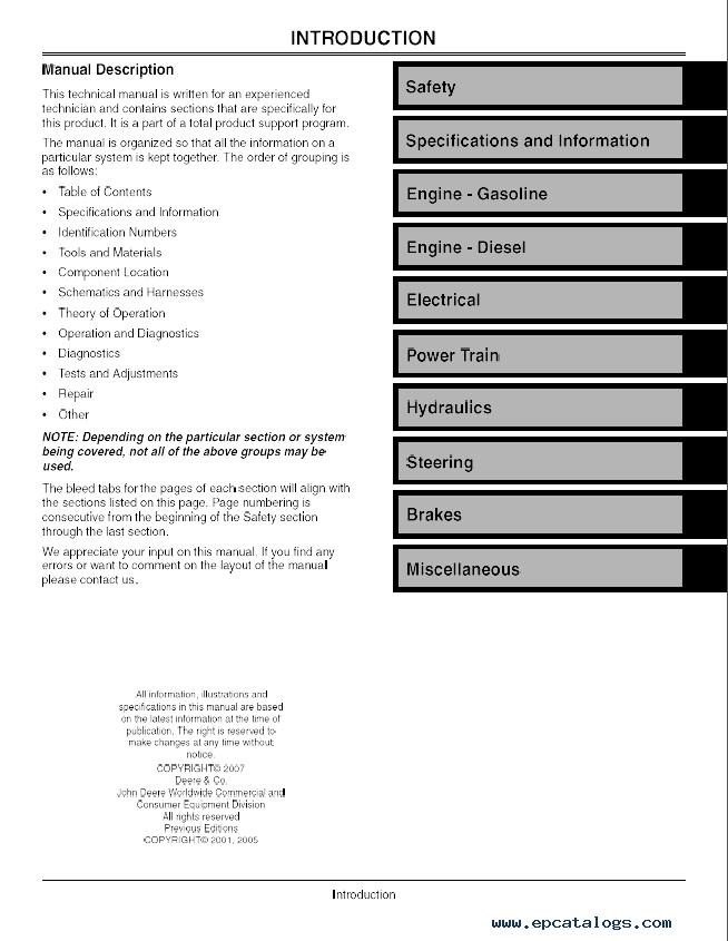 john deere progator 2020 2030 utility vehicle tm1759 technical manual pdf?resize\=654%2C845\&ssl\=1 diagrams 653843 john deere m665 wiring diagram john deere 997 John Deere M665 Specifications at gsmx.co