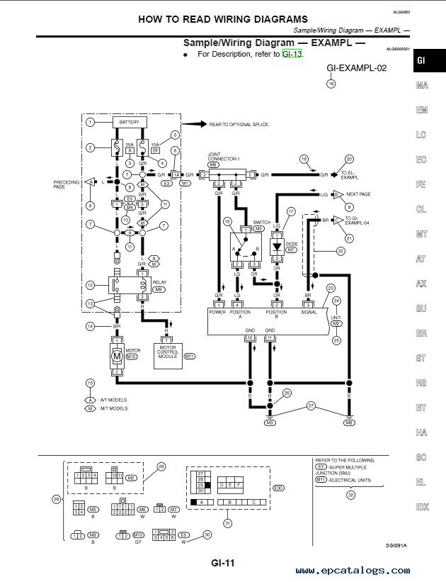28 Nissan Almera Ecu Wiring Diagram