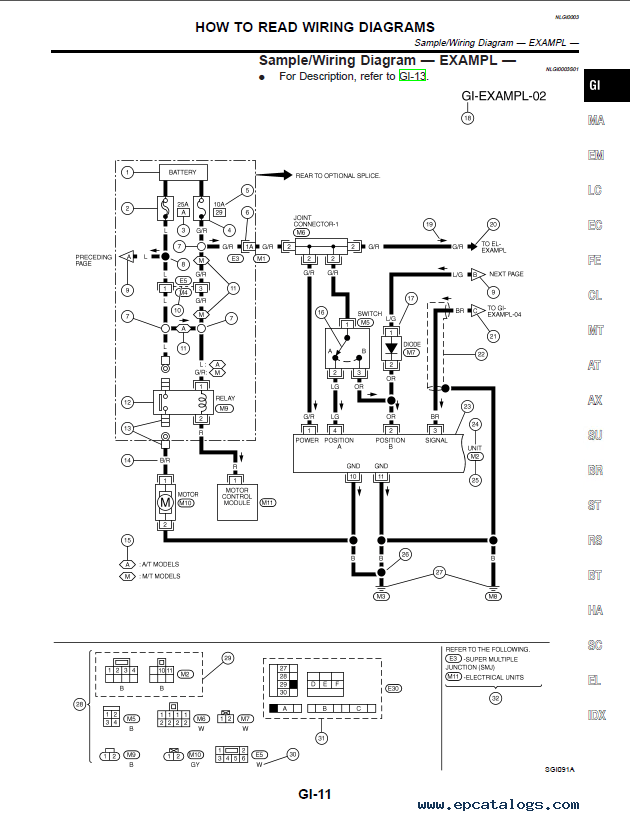 nissan almera tino model v10 series 2003 service manual pdf?resize\=630%2C821\&ssl\=1 28 [ nissan almera ecu wiring diagram ] nissan almera wiring nissan almera n16 wiring diagram at aneh.co