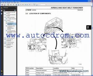 DAF System Manuals