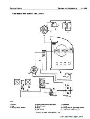 John Deere 2350 & 2550 Tractors TM4403 PDF Manual