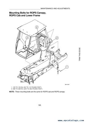 Case 580LTurbo, 580 Super L, 590 Super L Series 2 PDF