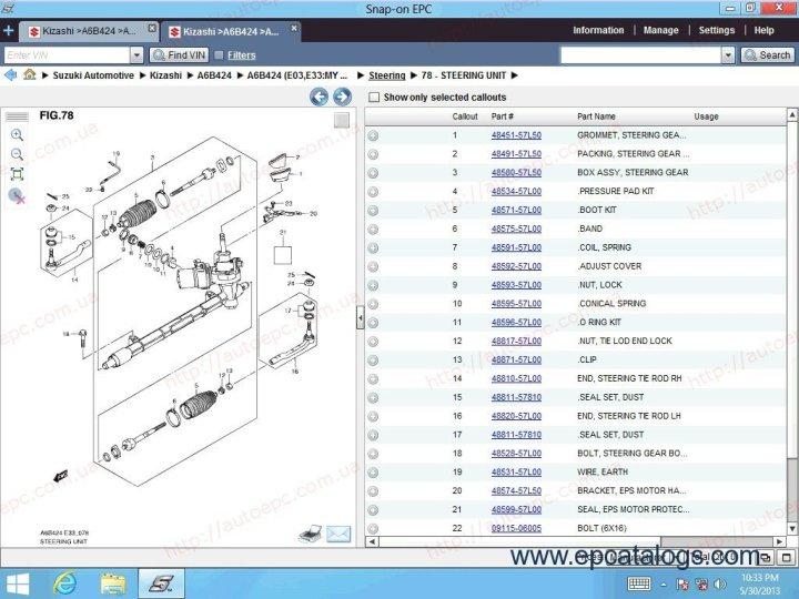 suzuki spare parts catalogue | Bestmotor co
