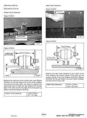 Bobcat 325328 Compact Excavator Service Manual PDF