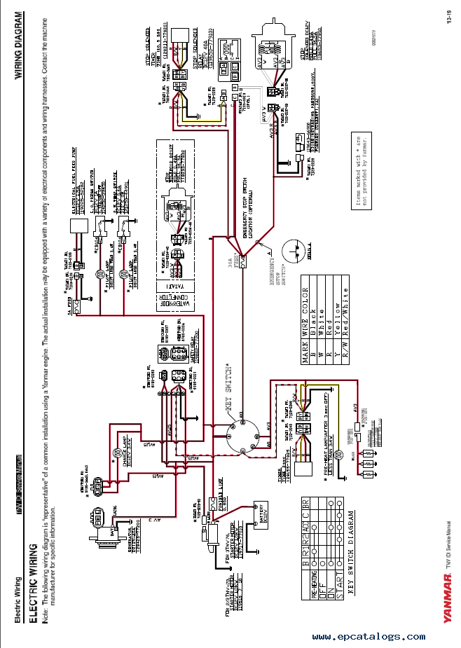 yanmar tnv series 2tnv70 3tnv70 3tnv76 pdf service manual engines volvo penta wiring diagram volvo wiring diagram instructions volvo penta wiring harness diagram at bayanpartner.co