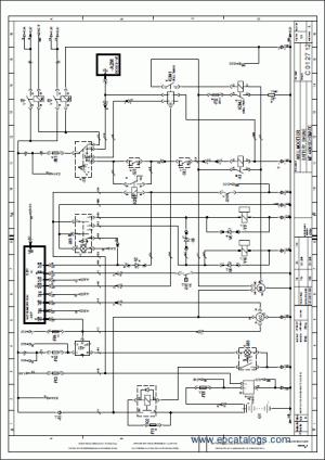 Massey Ferguson 4400 Series, repair manual, Heavy Technics