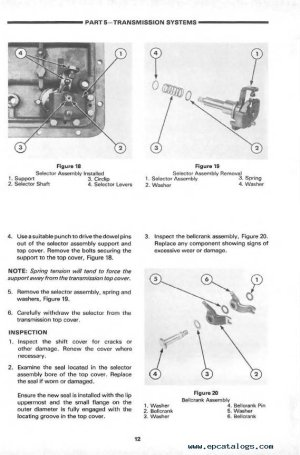 5610 Ford Tractor Wiring Diagram   Wiring Diagram And