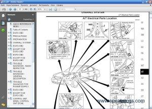 Nissan Navara Spare Parts Catalogue | Jidimotorco