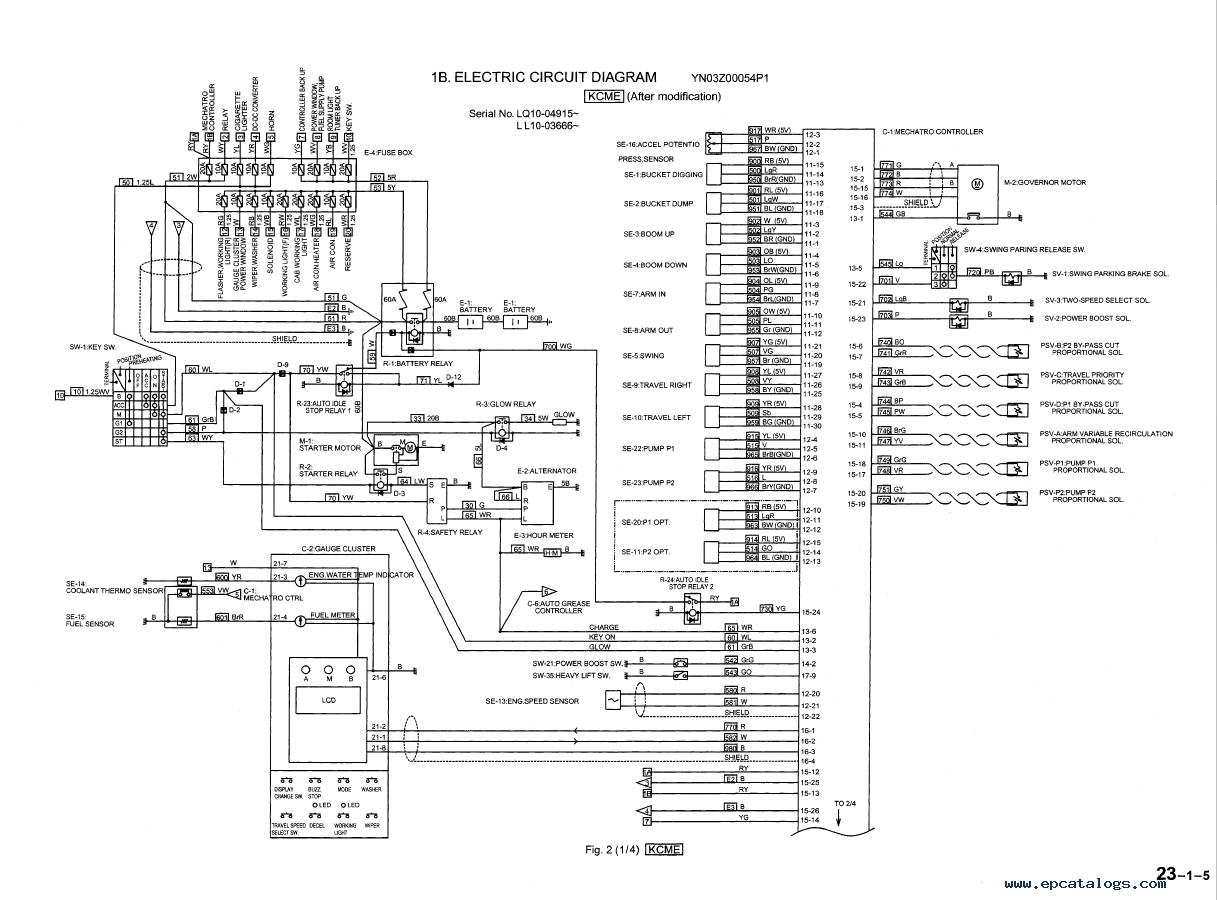Kobelco Sk230 Lc 6e Sk250 Lc 6e Sk250nlc 6e